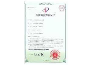 多通道式插入式检测装置专利证书